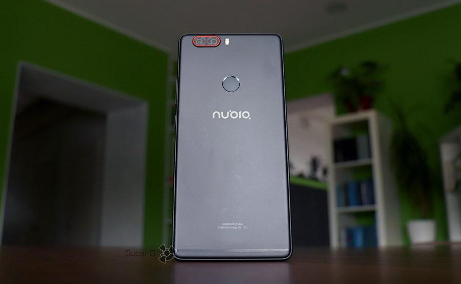 Тест смартфона Nubia Z17