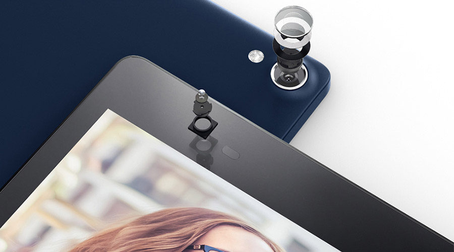 Lenovo P8 камеры