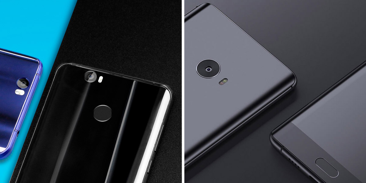 Чем Oukitel U11 Plus лучше Xiaomi Mi Note 2