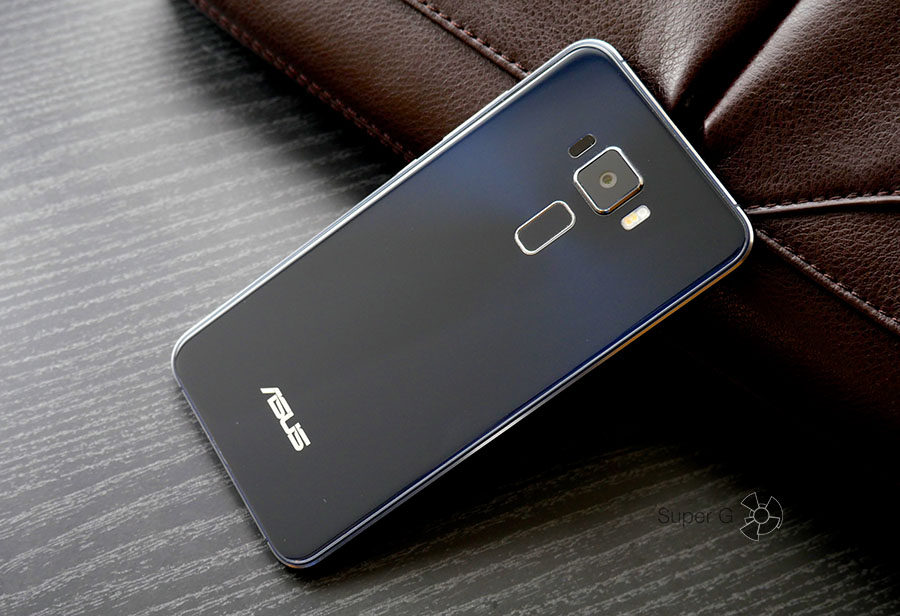 Камеры и качество фото Asus Zenfone 3