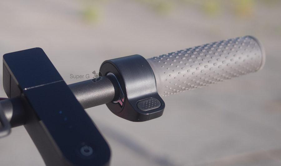 Педаль (курок) газа самоката Xiaomi Mijia M365