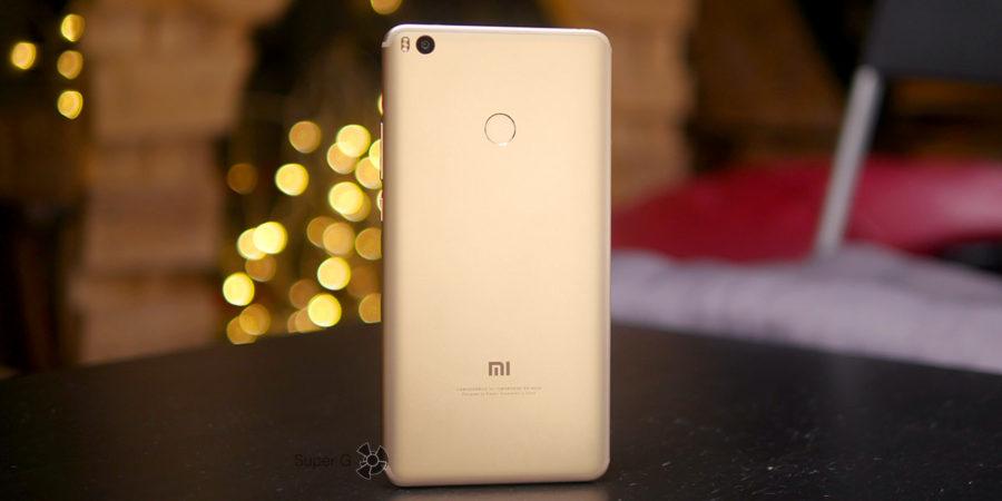 Большой обзор смартфона Xiaomi Mi Max 2