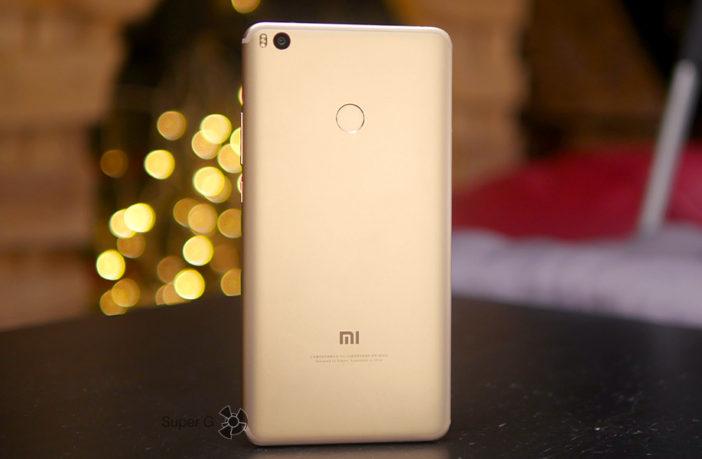 Отзывы о смартфоне Xiaomi Mi Max 2