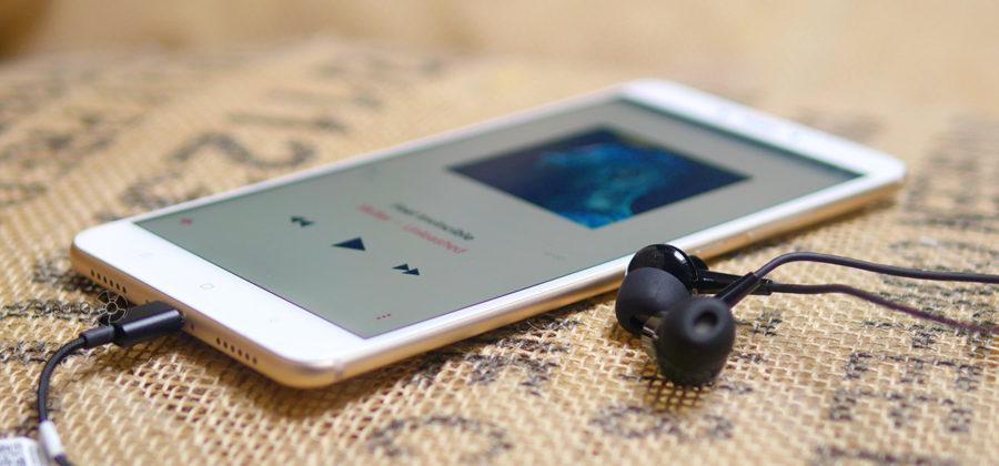 Качество звука и динамиков Xiaomi Mi Max 2