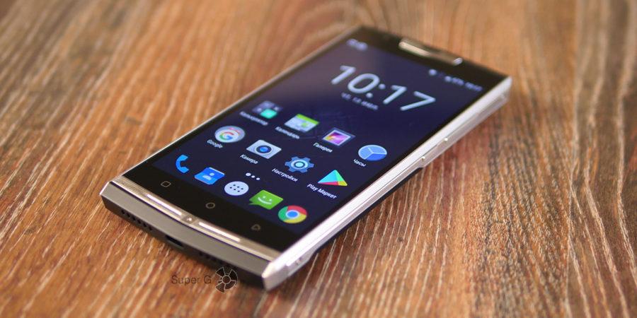 Обзор смартфона Oukitel K10000 Pro