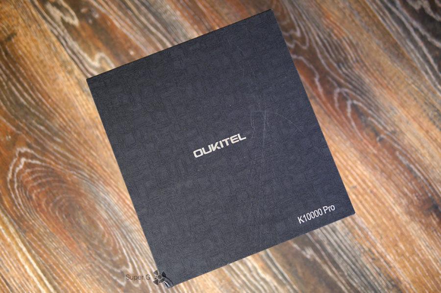 Коробка из-под Oukitel K10000 Pro