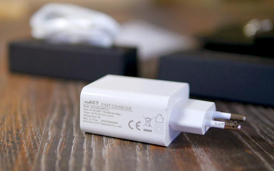 Зарядное устройство для Oukitel K10000 Pro