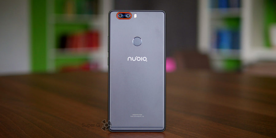 Отзывы о смартфоне Nubia Z17