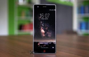 Обзор смартфона Nubia Z17