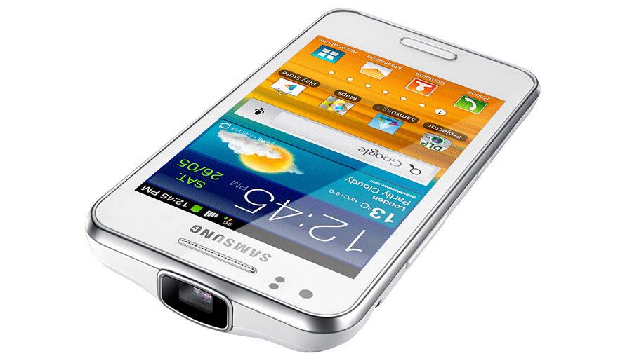 Samsung Galaxy Beam первого поколения