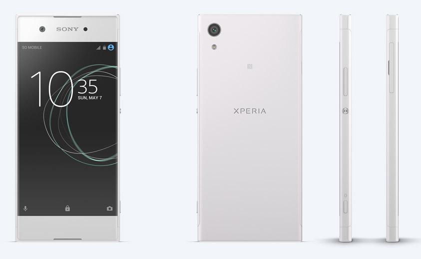 Sony Xperia XA1 белый