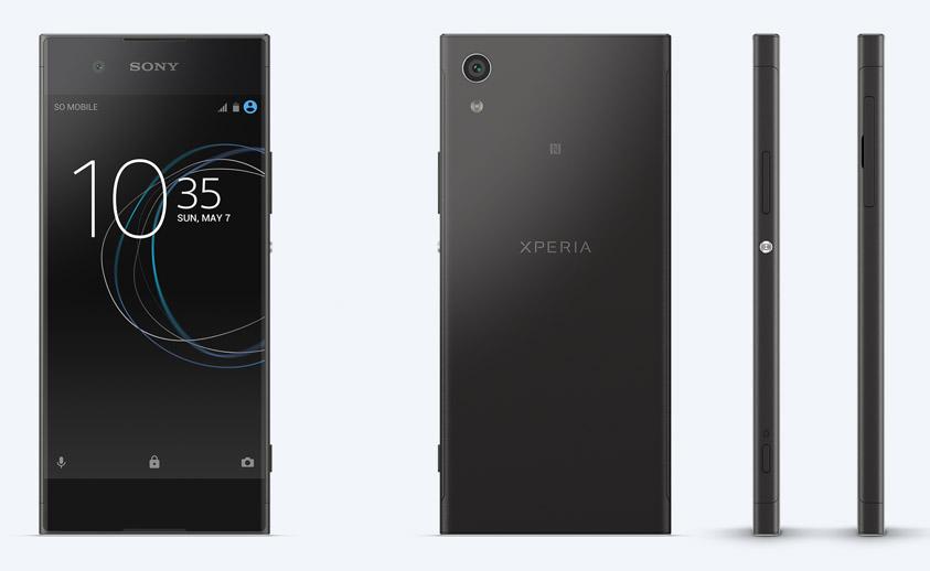 Sony Xperia XA1 черный