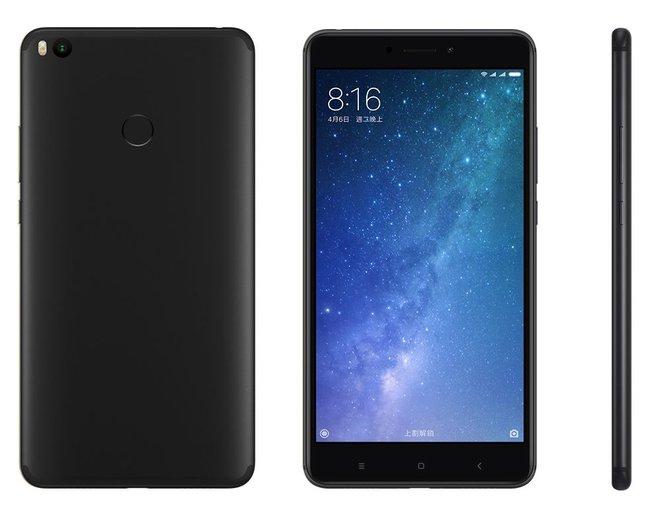 Xiaomi Mi Max 2 черный