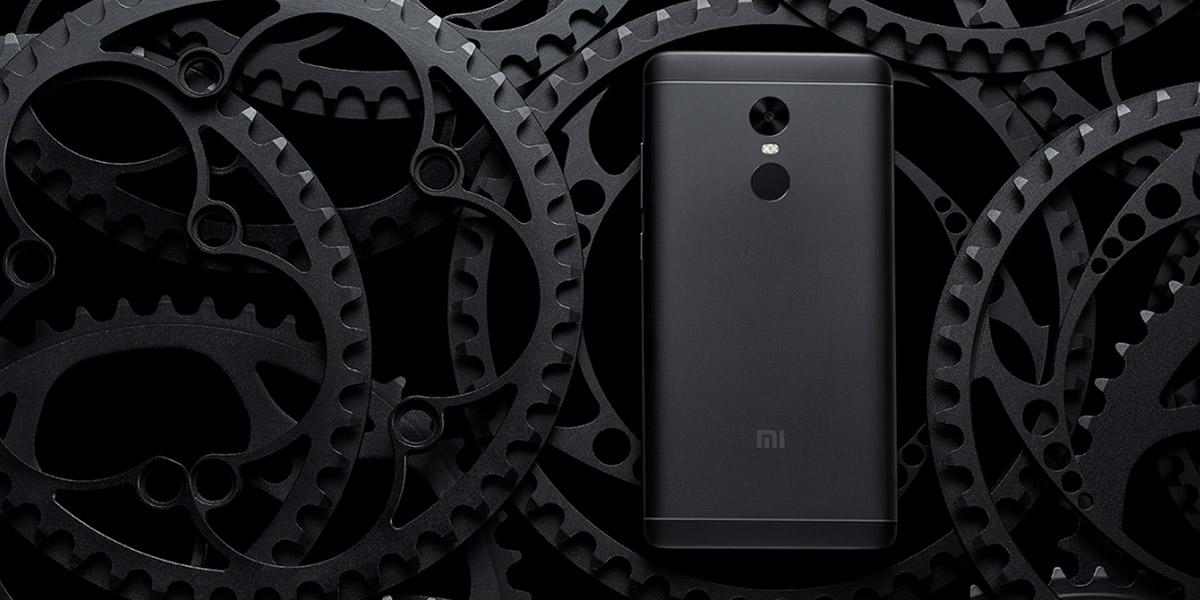 Xiaomi Redmi Note 4X упал в цене
