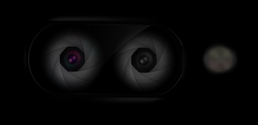 Двойная камера Doogee Mix