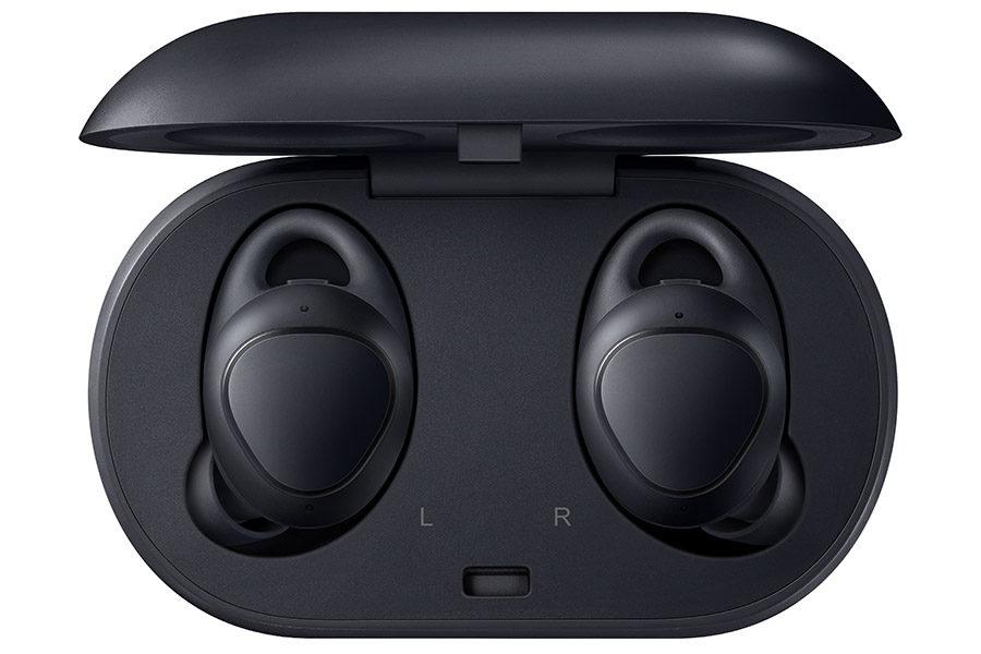 Чехол с зарядкой для Samsung Gear IconX (2018)