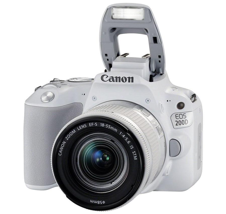 Canon 200D Белый
