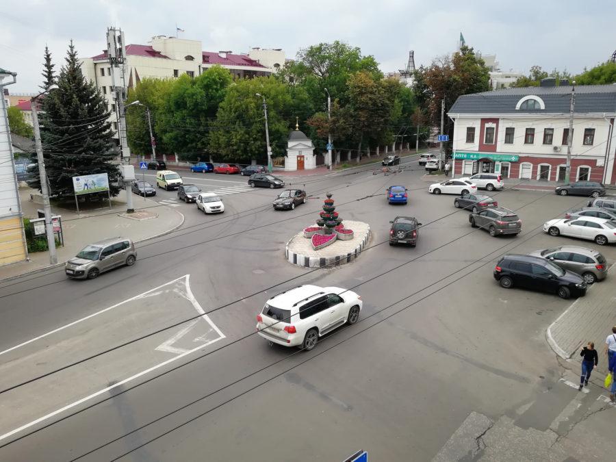 Снимок, сделанный на автомате (камера Huawei Nova 2)