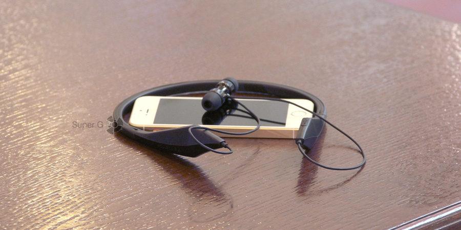Обзор Bluetooth-наушников Plantronics BackBeat100