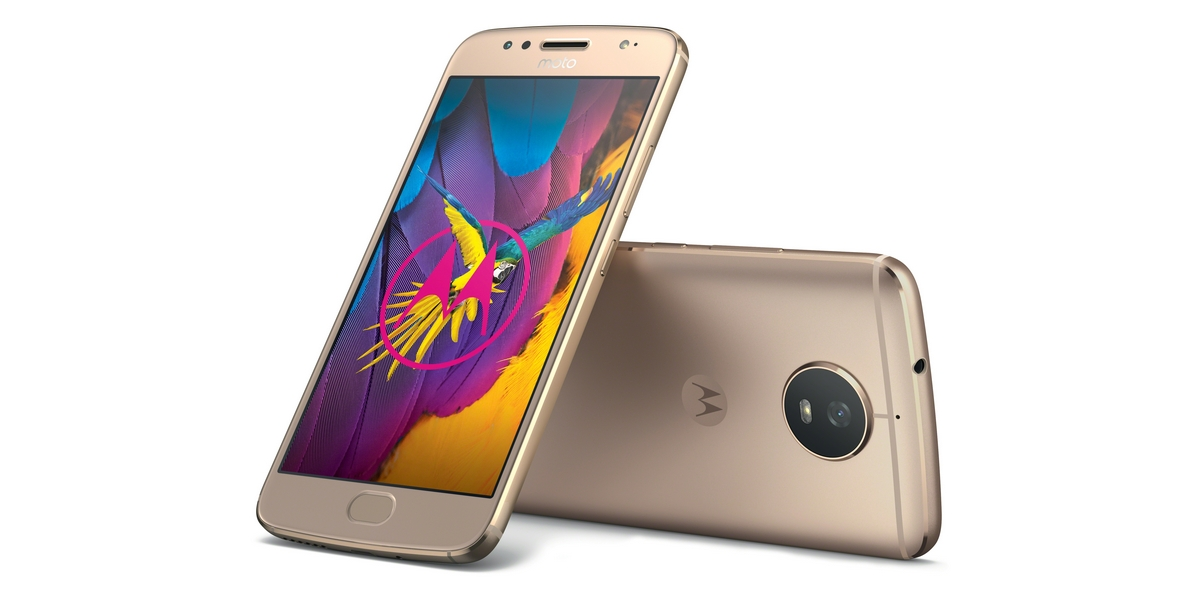 Moto G5 Special Edition