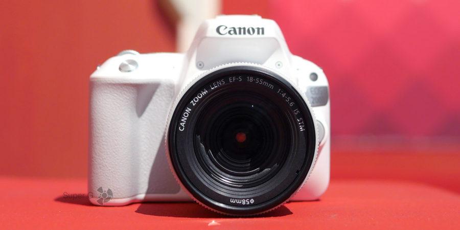 Обзор камеры Canon 200D