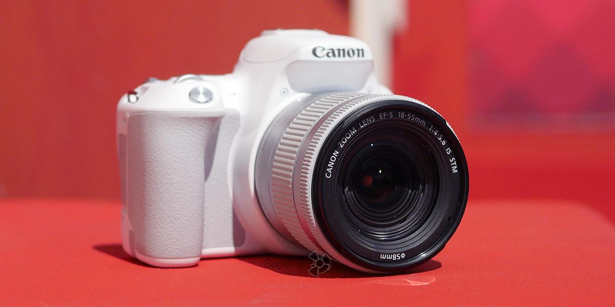 Обзор фотоаппарата Canon 200D