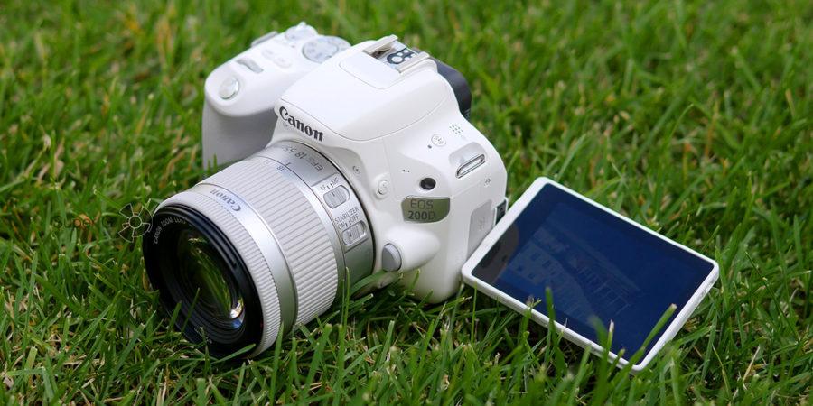 Отзывы о Canon 200D