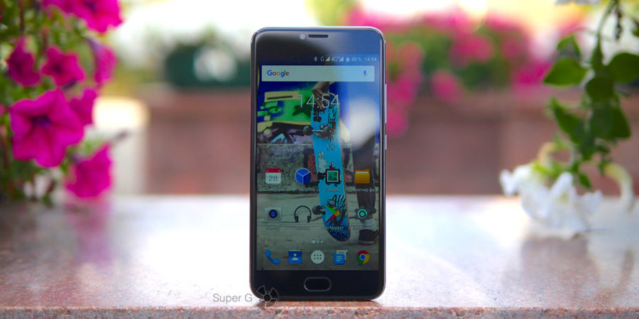 Отзывы о смартфоне UMIDIGI Z1
