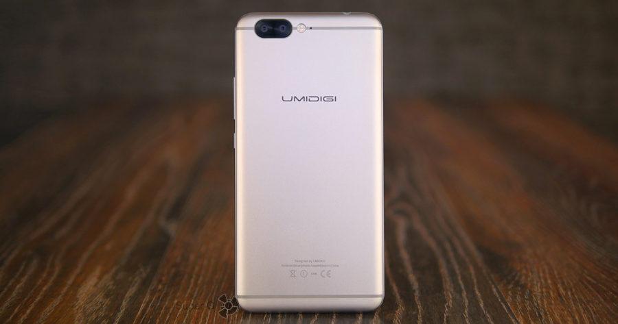 Тестирование смартфона UMIDIGI Z1