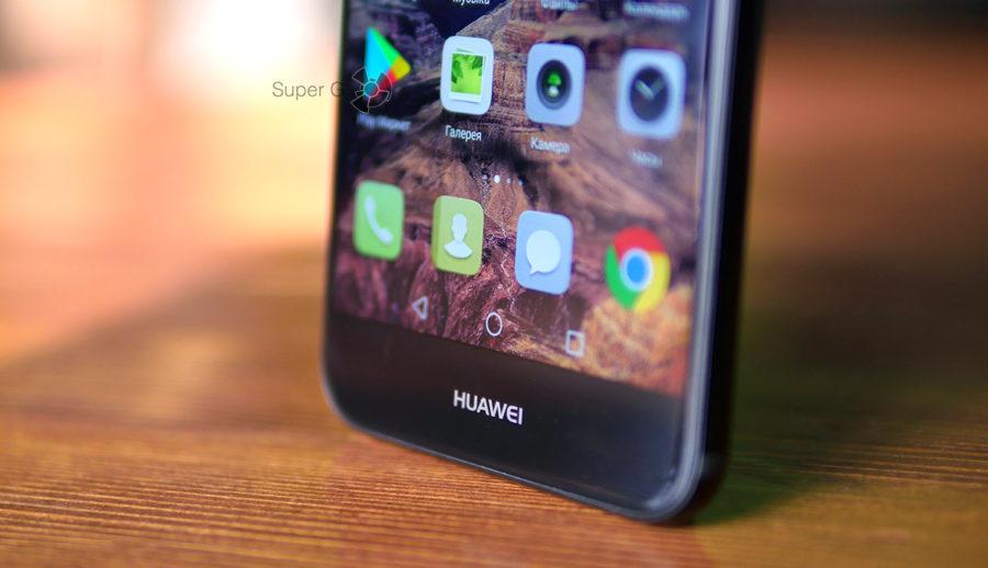 Сенсорные кнопки Huawei Nova 2 наэкранные