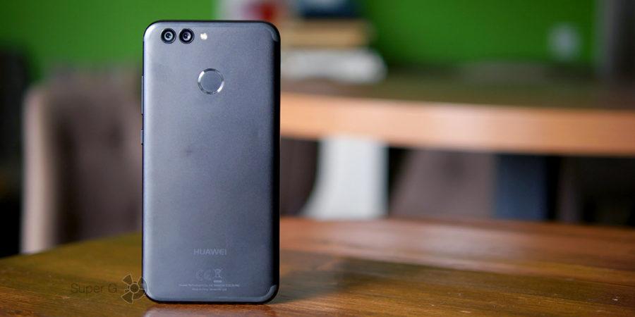 Тестирование смартфона Huawei Nova 2