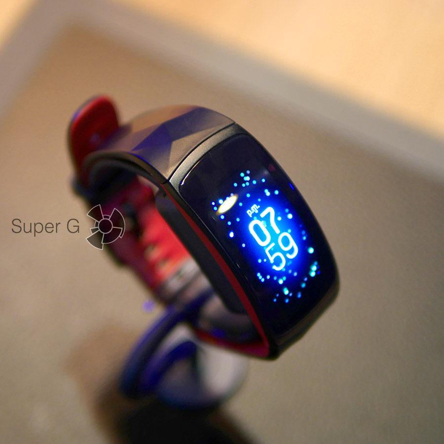 Цена Samsung Gear Fit2 Pro(модель SM-R365X)