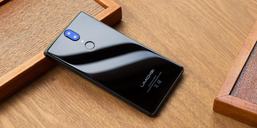 UMIDIGI Crystal сравнение характеристик и цен с другими безрамочными смартфонами
