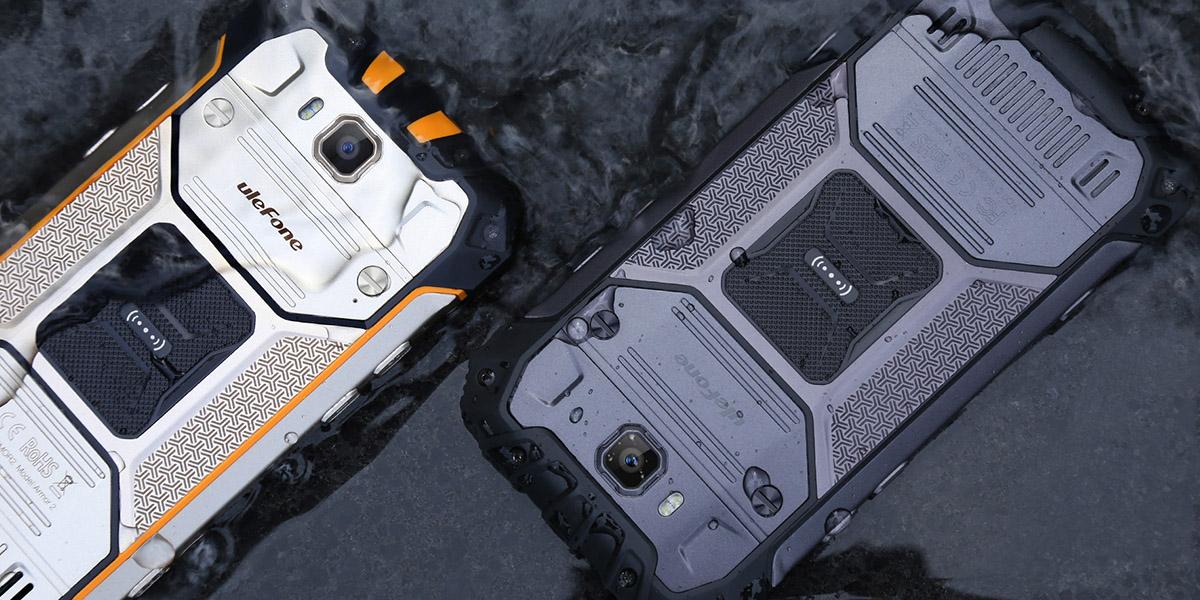 Ulefone Armor 2 - ещё один защищённый смартфон