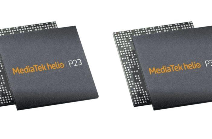 MediaTek Helio P23