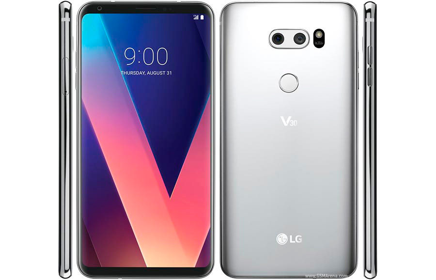 LG V30 экран