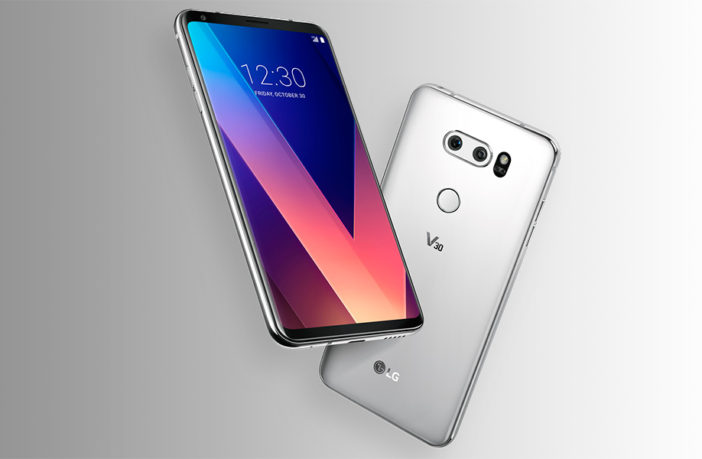 LG V30 характеристики