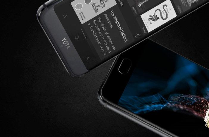 YotaPhone 3 характеристики