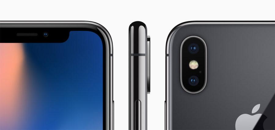 Камеры iPhone X и примеры фотографий