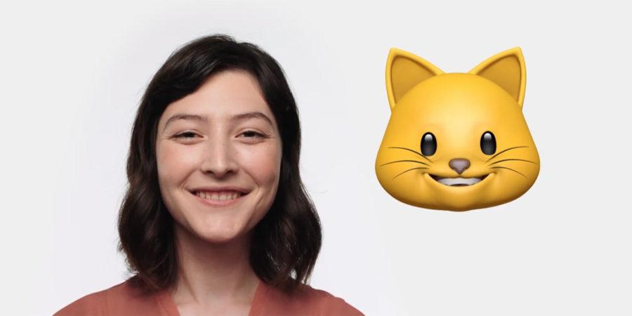 Animoji на iPhone X