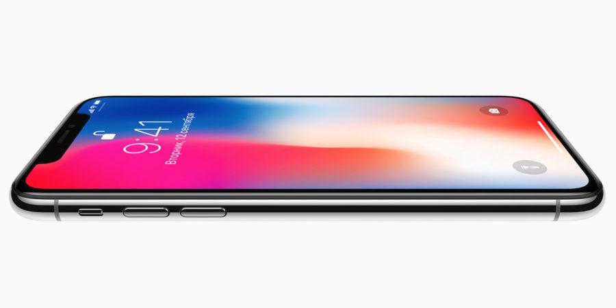 Характеристики iPhone X