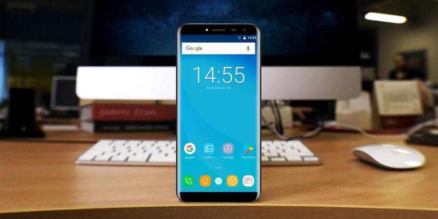 Oukitel C8 - полные характеристики смартфона