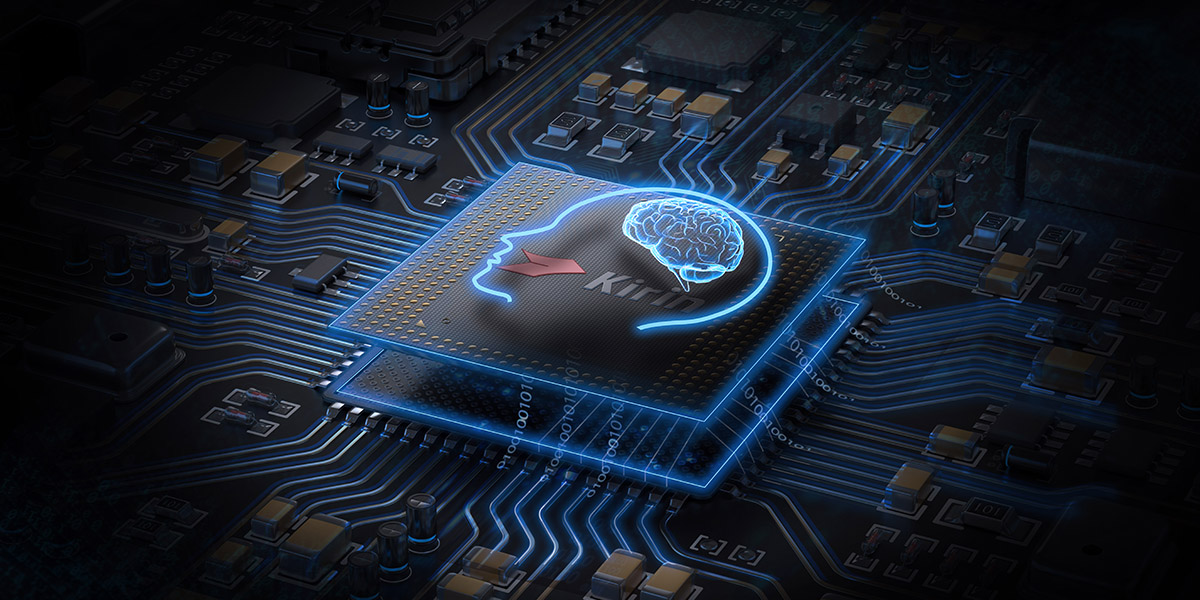 Новый процессор Huawei Kirin 970, который умнее тебя