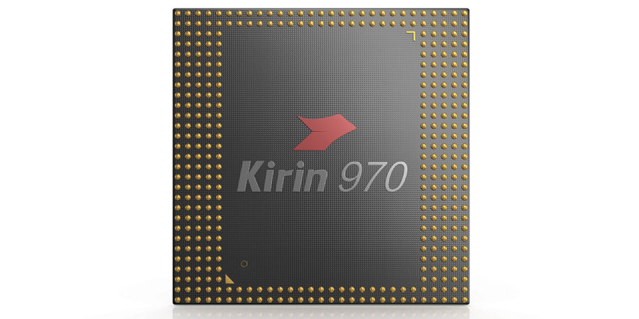 Новый чипсет Kirin 970 в Huawei Mate 10