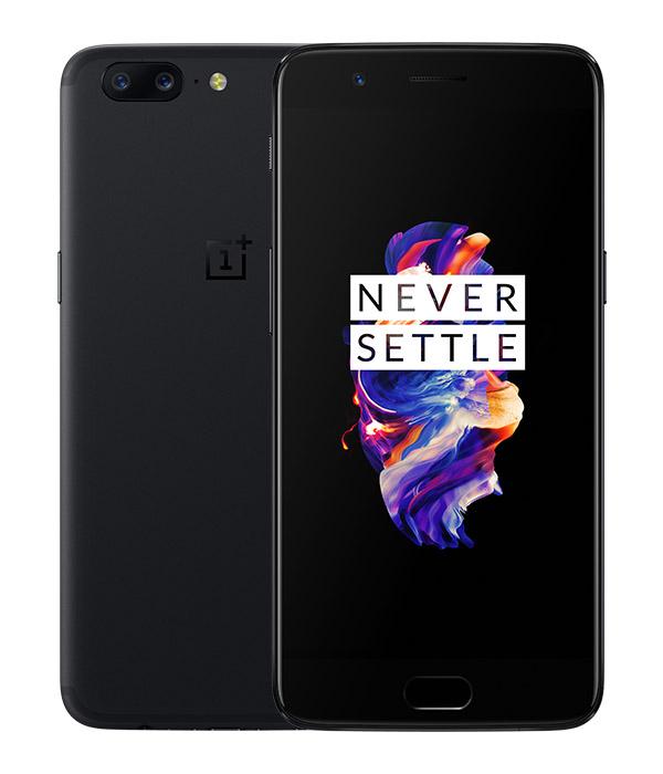 OnePlus 5 черный