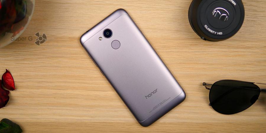 Обзор смартфона Honor 6A