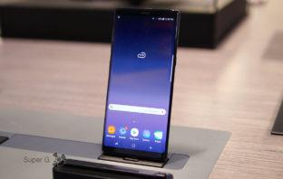 Краткий обзор смартфона Samsung Galaxy Note 8