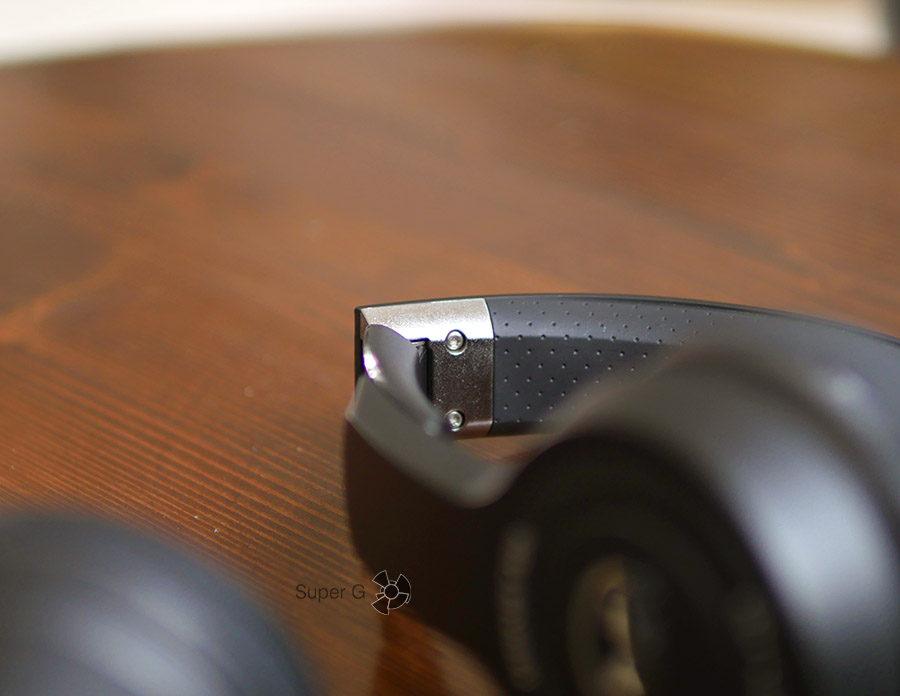 Monster Clarity HD On-Ear складная конструкция