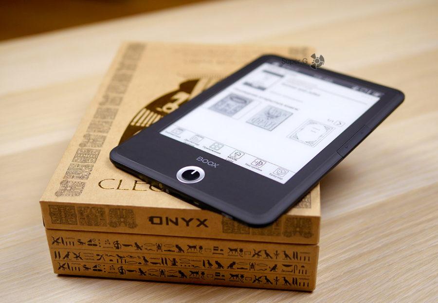 ONYX BOOX Cleopatra 3 работает на Android 4 - обновление прошивки доступно через официальный сайт