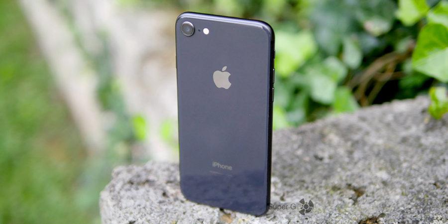 Купить iPhone 8 черного цвета
